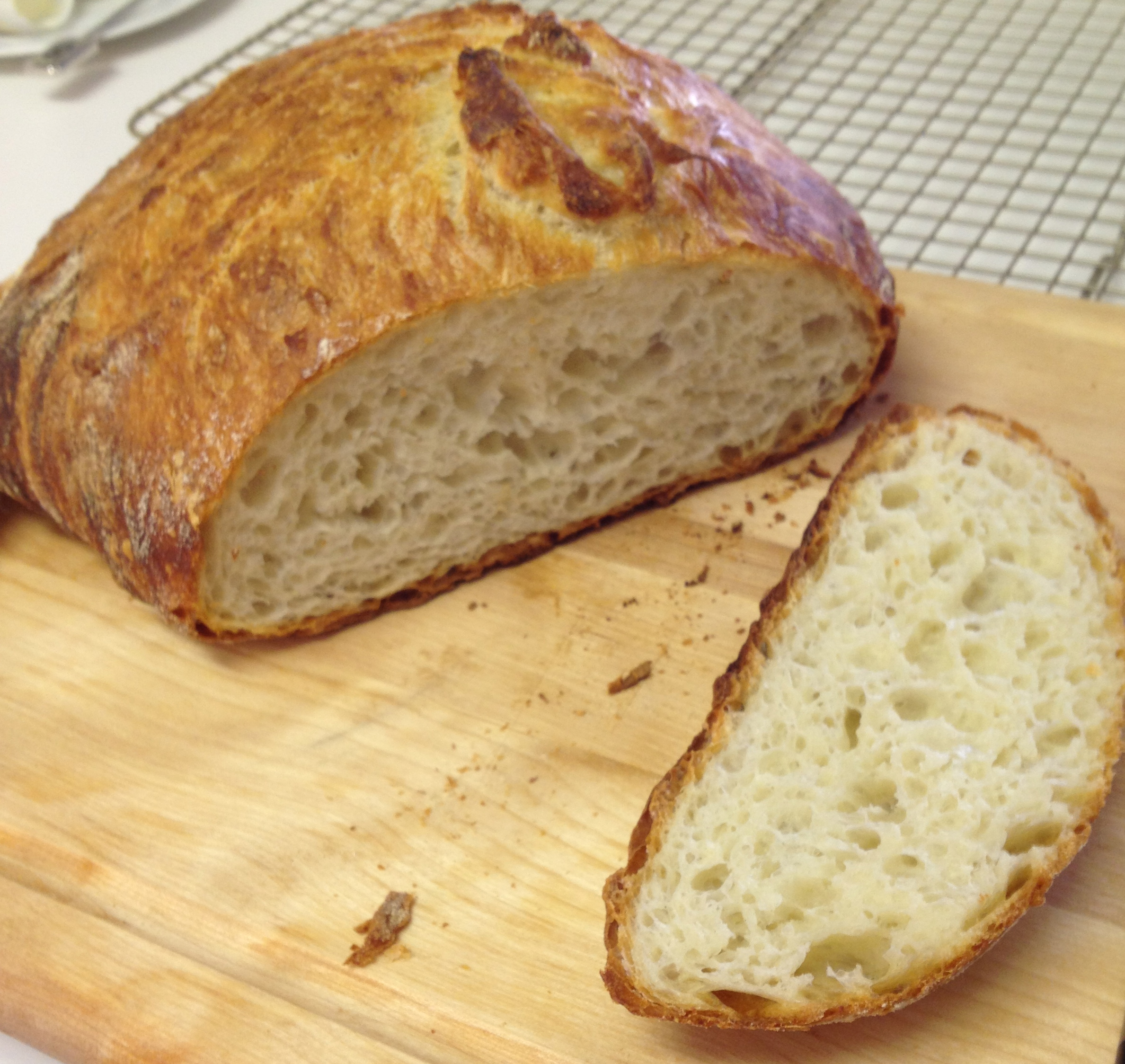 This No-Knead Bread recipe is one of my absolute favorite recipes ever ...