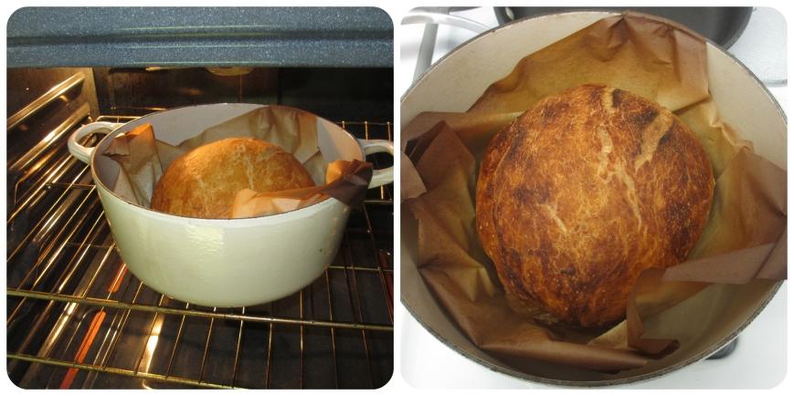 No-Knead Bread | ChezCateyLou.com