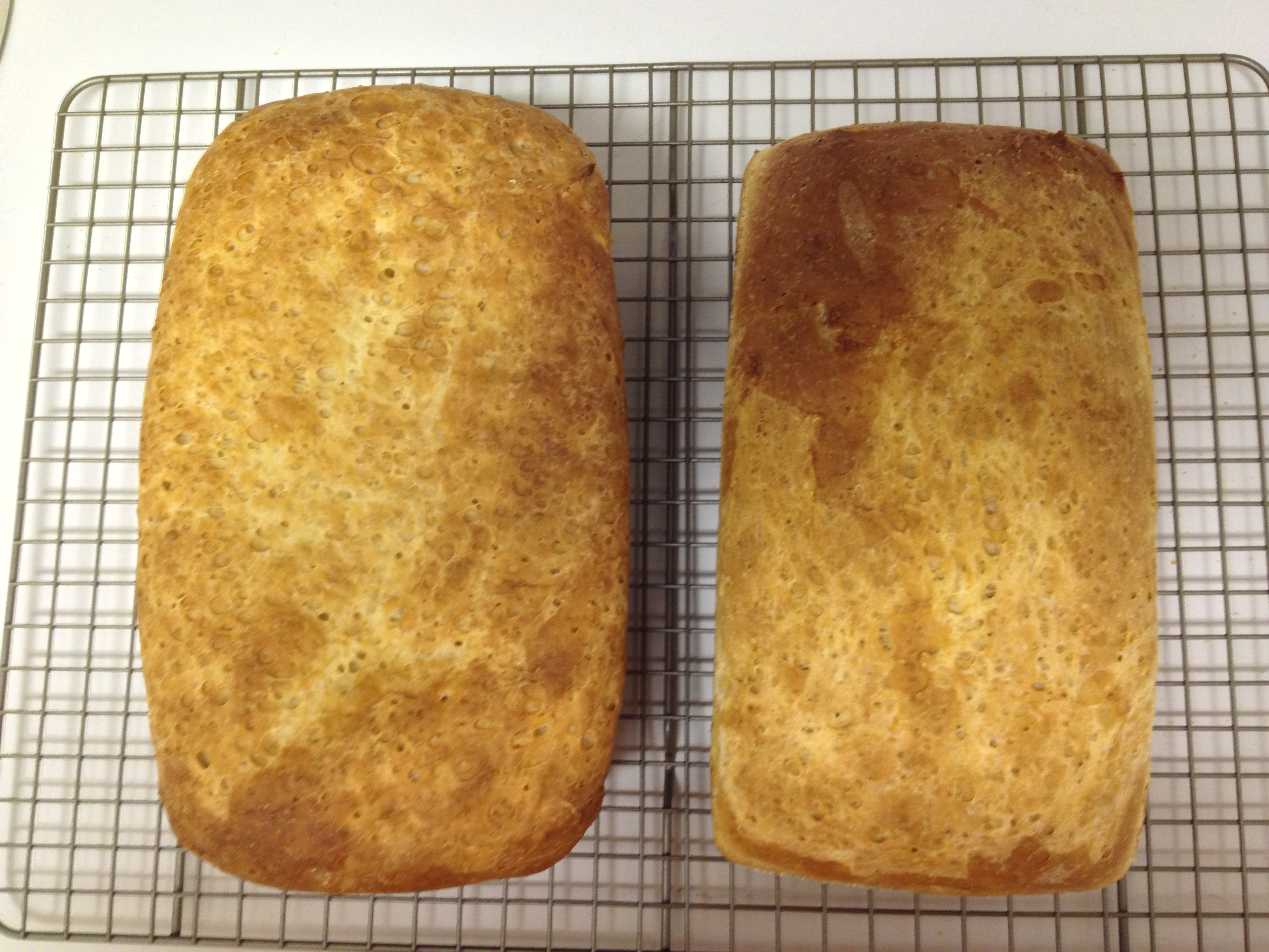 English Muffin Bread | chezcateylou.com