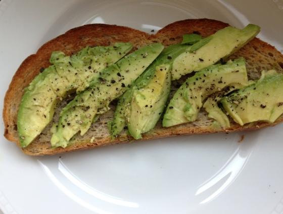 A CateyLou sandwich
