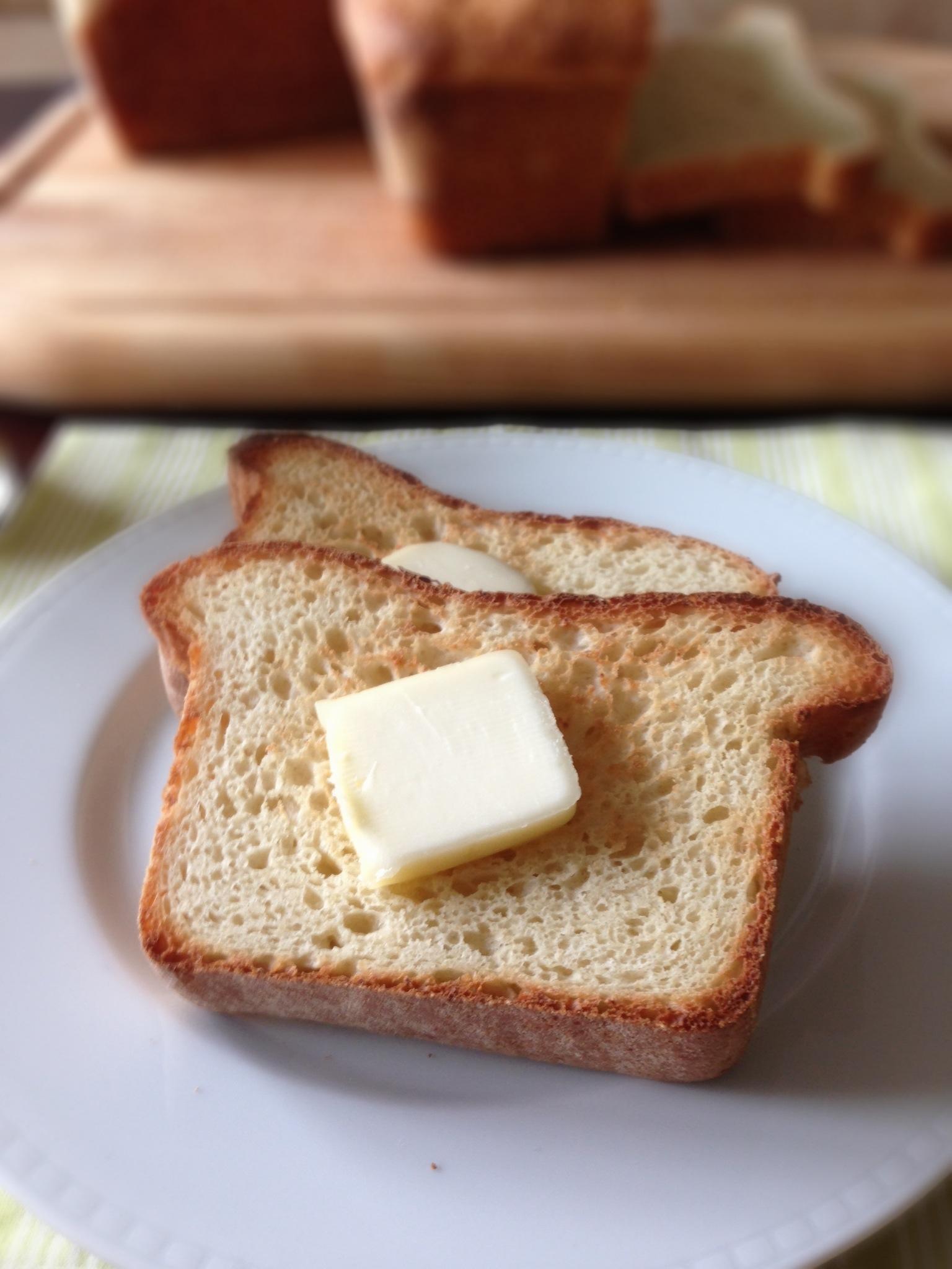 English Muffin Bread   chezcateylou.com