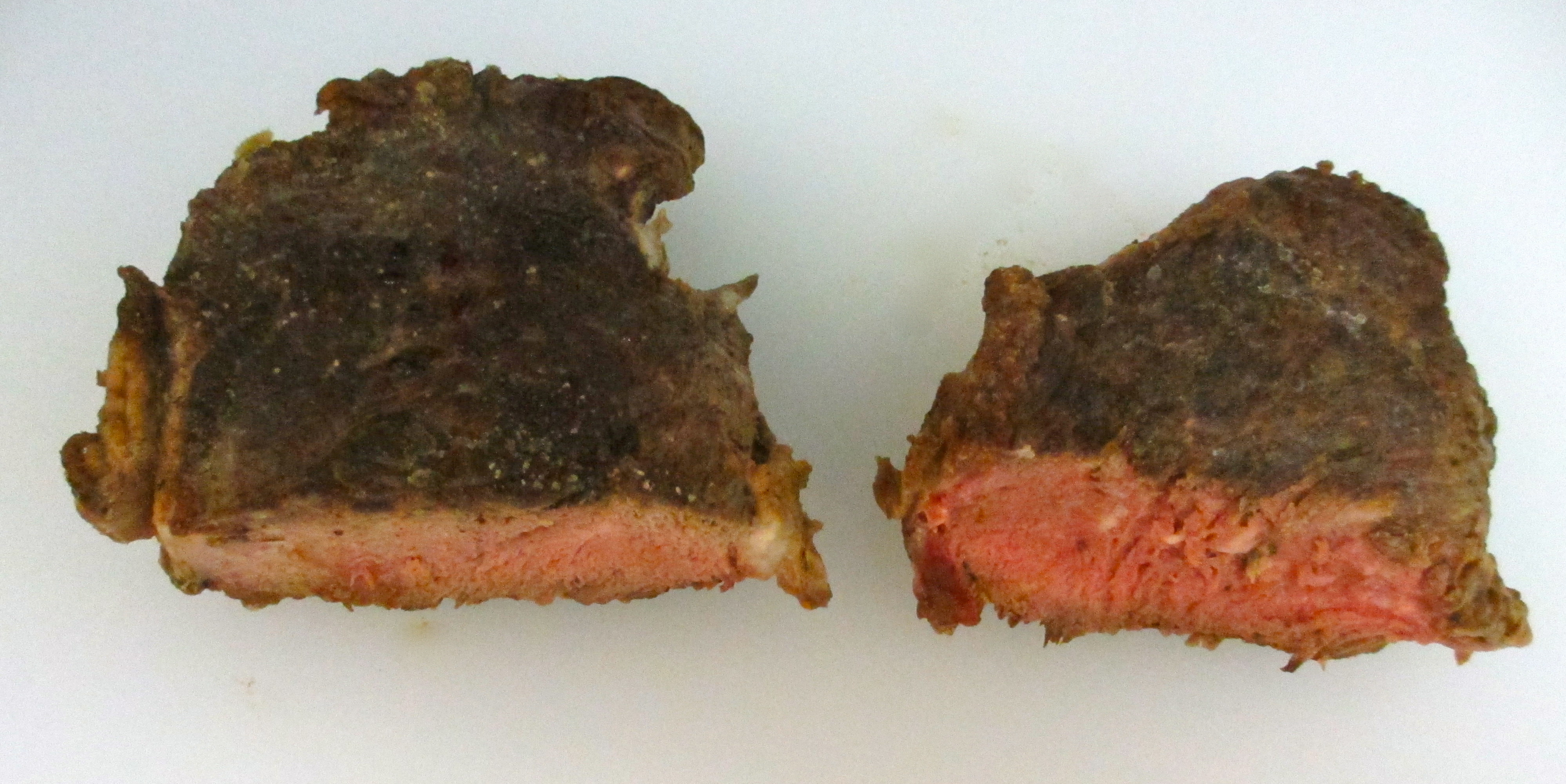 Start with some leftover steak