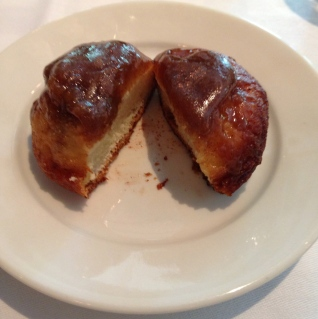 Toffee Glazed Brioche Bun from Mailino