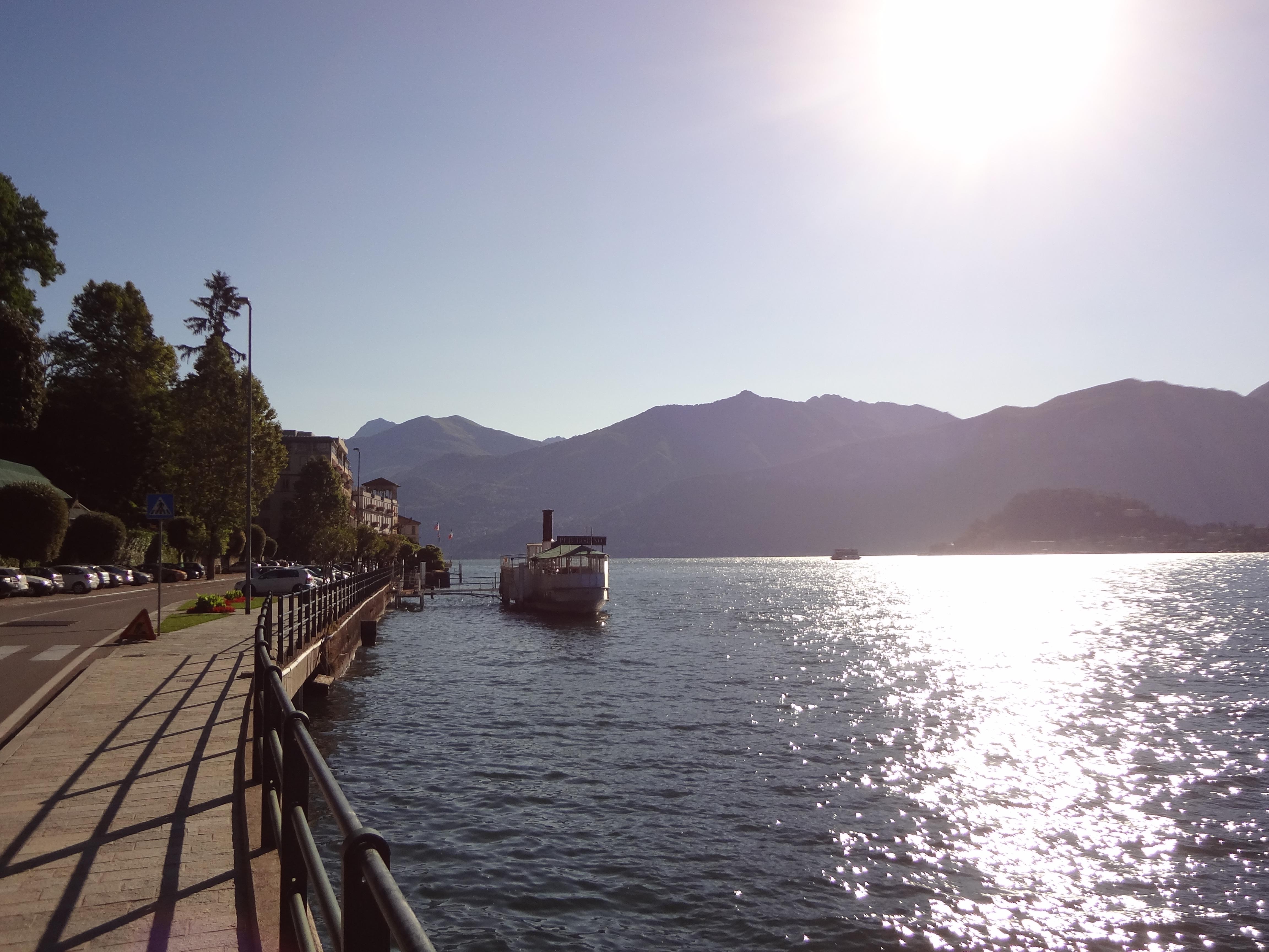 view from tremezzo