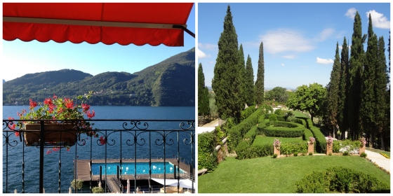 Lake Como and Buonconvento, Tuscany