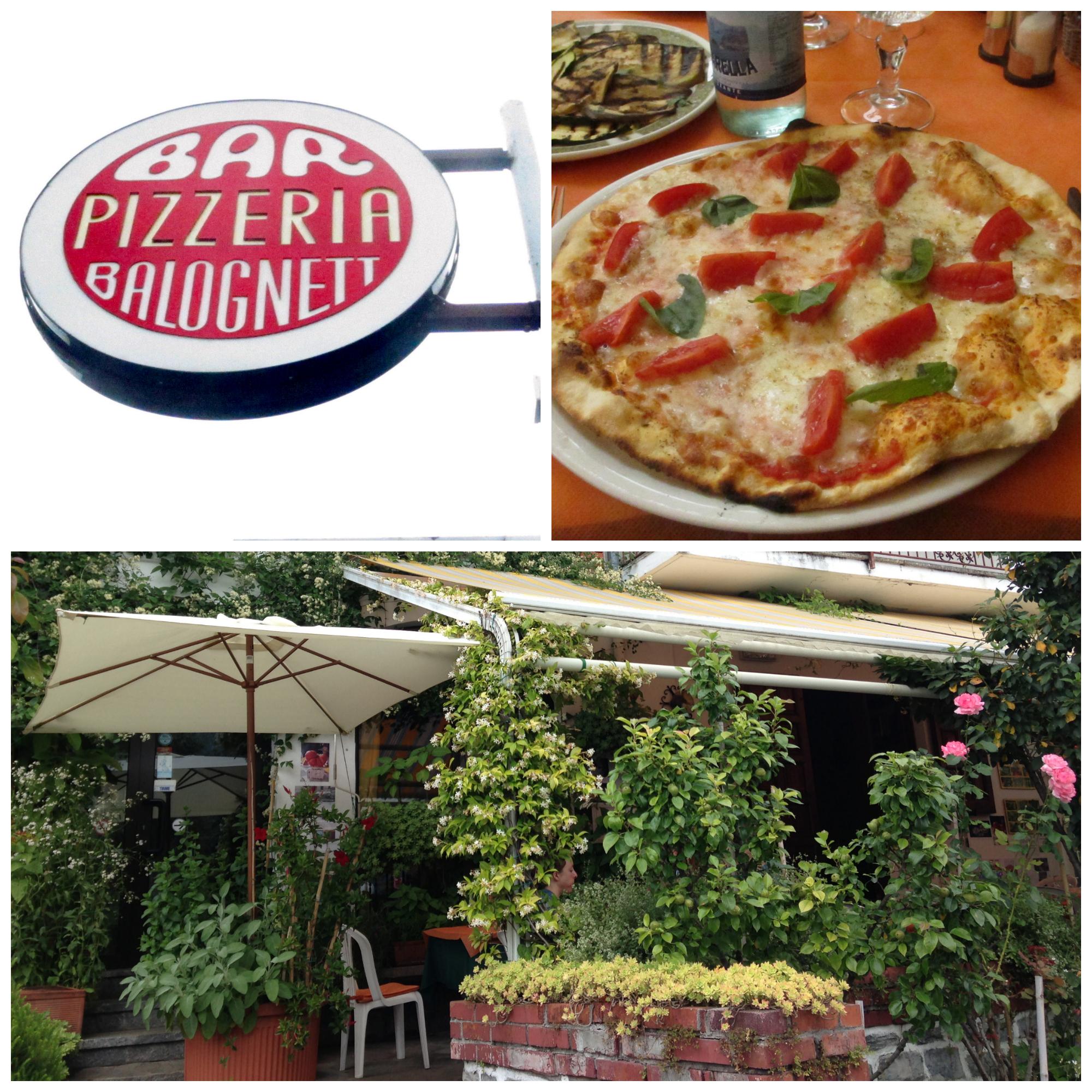 PIzzeria Balognetti