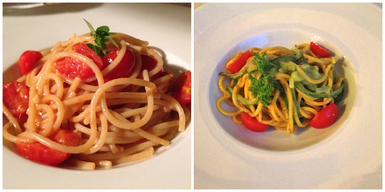 Plenty of pasta