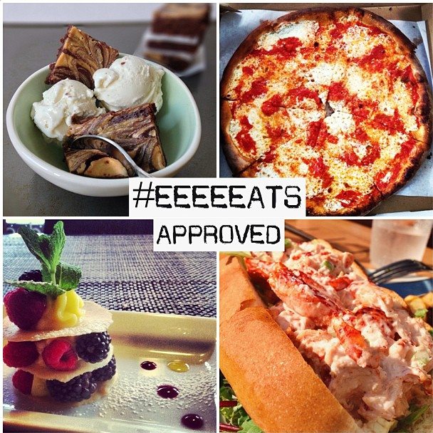 #Approved @chezcateylou @amandaclaudio @mylovelyladyhompe @lovelydalin Check back tomorrow for the official #EEEEEATS of the Week.