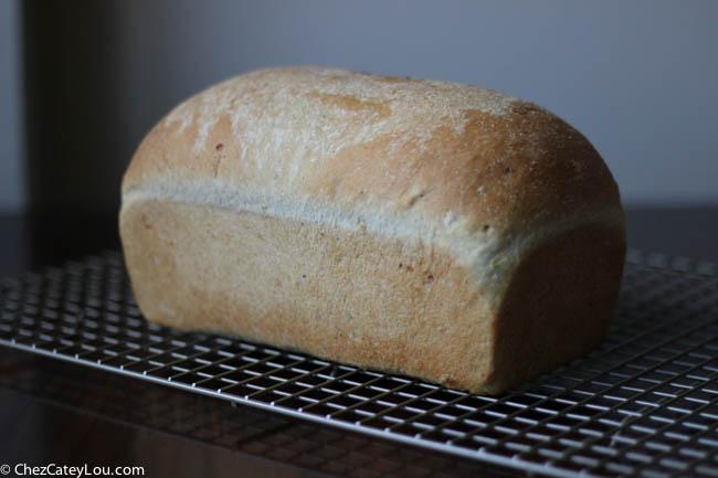 Stuffing Bread | chezcateylou.com