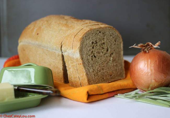 Stuffing Bread   chezcateylou.com