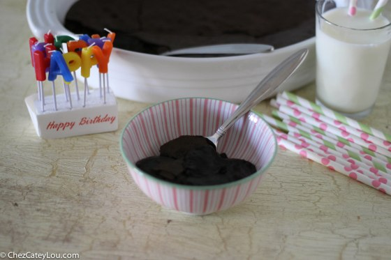 Brownie Pudding | chezcateylou.com